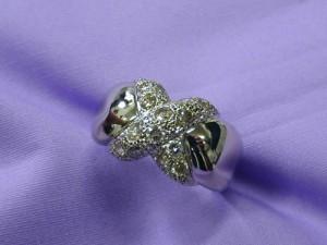 ダイヤファッションリング